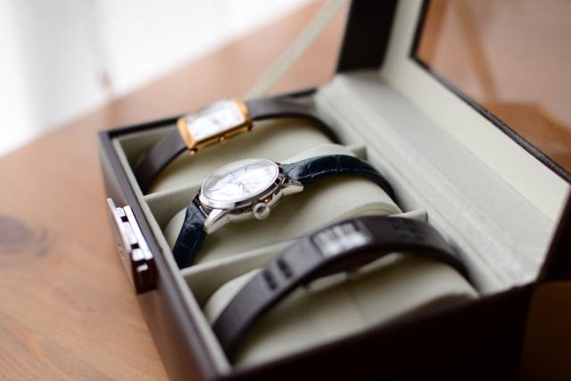 使用頻度の少ない腕時計…電池を長持ちさせる方法 Aurora&Oasis オーロラ&オアシス